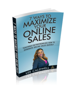Learn ways to generate online sales