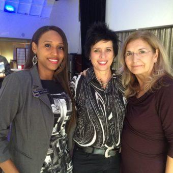 Darlene Templeton and Cherie Mathew's Healincomfort Lee Caldwell Austin Texas